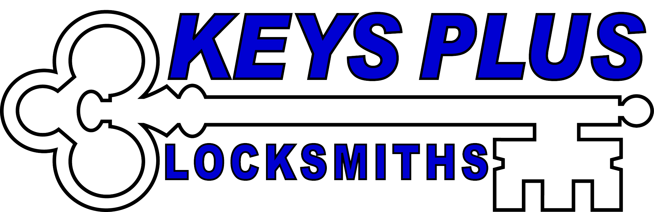 keys plus logo